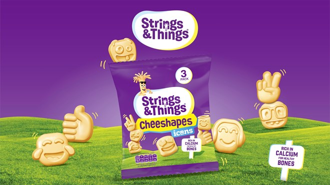 Strings and Things Cheeshapes